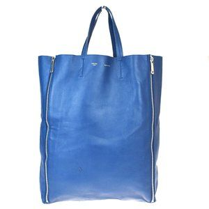 CELINE PARIS Cabas Phantom Shoulder Tote Bag